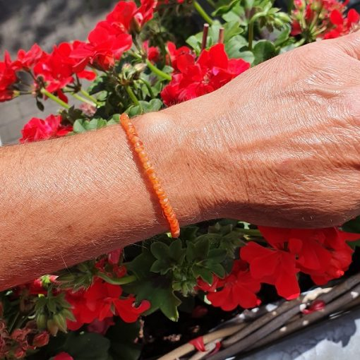 Edelstenen Carneool Armband